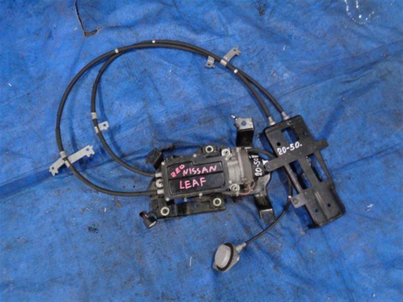 Механизм стояночного тормоза Nissan Leaf ZE0 (б/у)