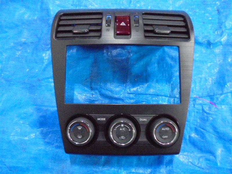 Блок управления климат-контролем Subaru Impreza Xv GJ2 (б/у)
