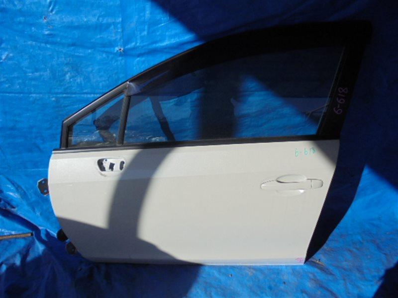 Дверь Subaru Xv GP7 передняя левая (б/у)