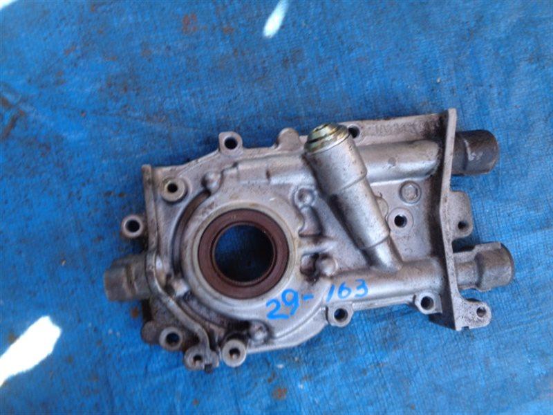 Масляный насос Subaru Legacy BP9 EJ25 (б/у)