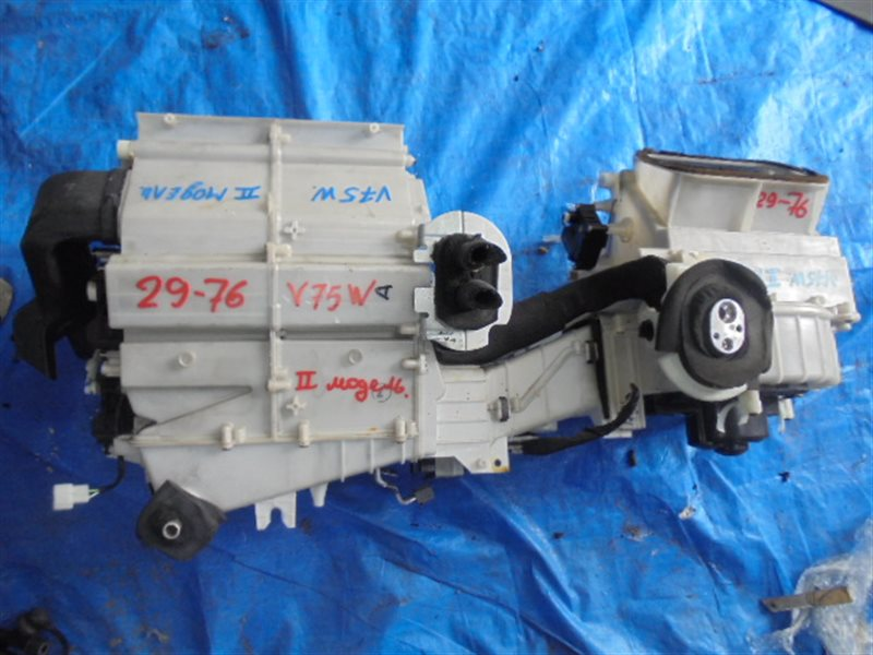 Печка Mitsubishi Pajero V75W (б/у)