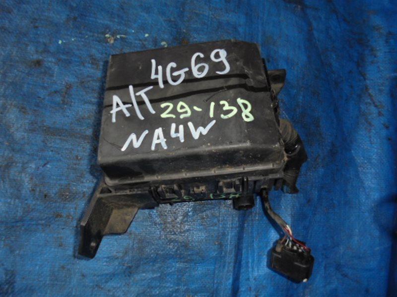 Блок предохранителей Mitsubishi Grandis NA4W 4G69 (б/у)