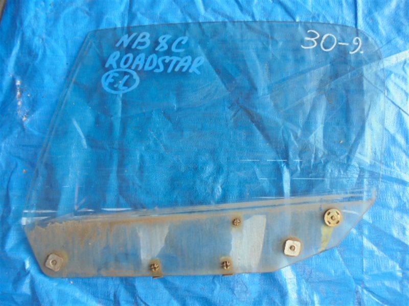 Стекло двери Mazda Roadster NB8C переднее левое (б/у)