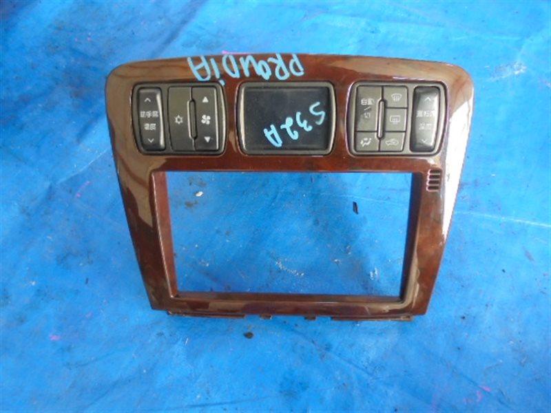 Блок управления климат-контролем Mitsubishi Proudia S32A MR360038 (б/у)