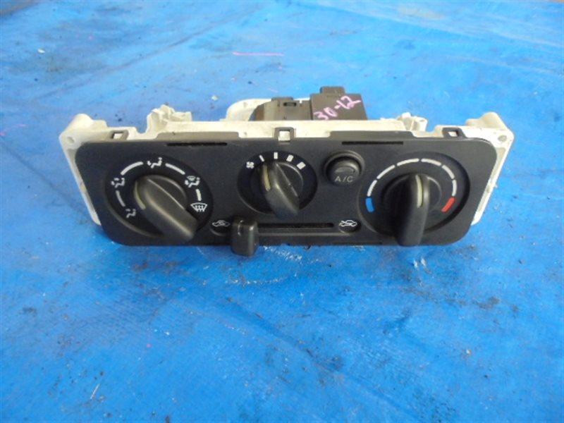 Блок управления климат-контролем Suzuki Jimny JB23W 7440070J40 (б/у)