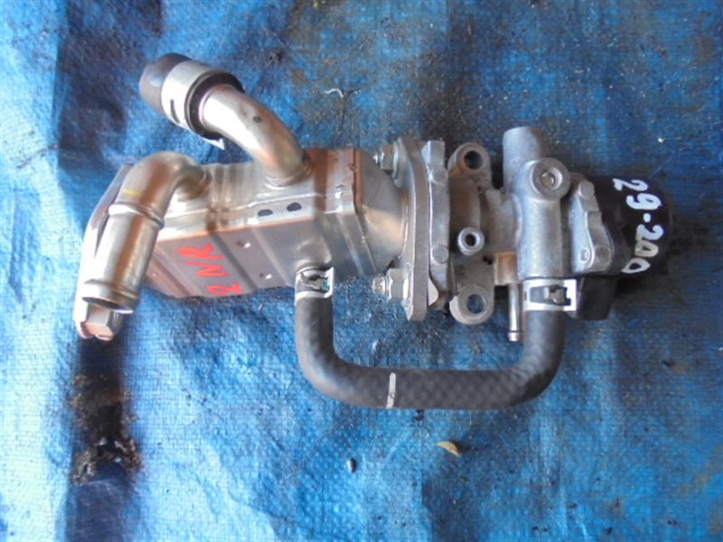 Клапан egr Toyota Spade NSP141 2NR-FKE (б/у)