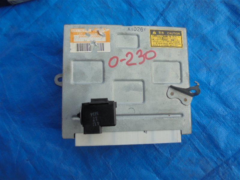 Блок управления abs Toyota Aristo JZS160 2JZ-GE 89540-30380 (б/у)
