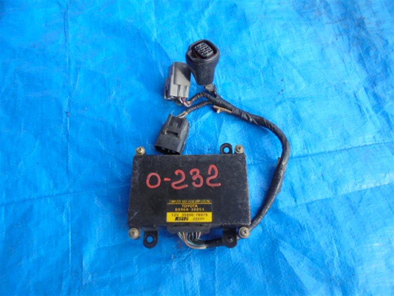 Электронный блок Toyota Aristo JZS160 2JZ-GE 89960-30051 (б/у)