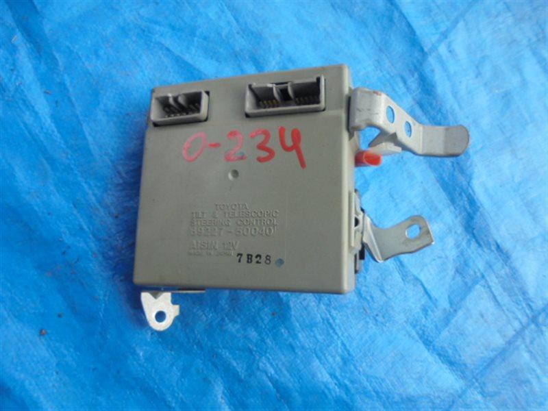 Электронный блок Toyota Celsior UCF21 1UZ-FE (б/у)