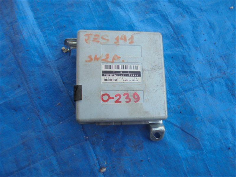 Электронный блок Toyota Aristo JZS147 1JZ-GTE 079500-0052 (б/у)