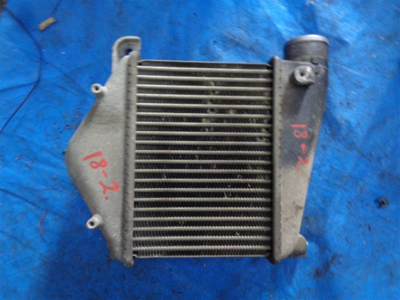 Радиатор интеркулера Nissan Caravan VWME25 ZD30 (б/у)