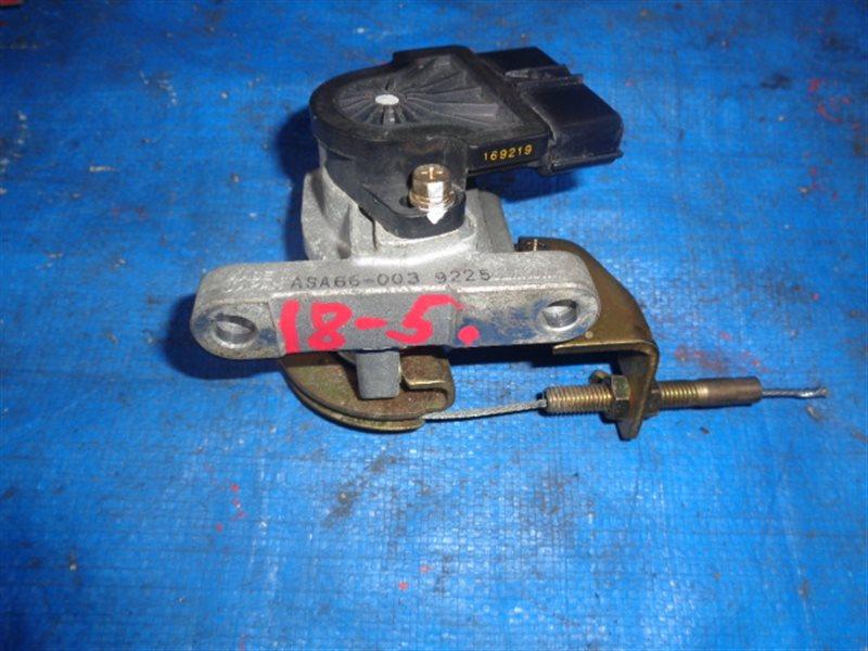 Датчик с педали газа Mitsubishi Chariot Grandis N94W ASA660039225 (б/у)