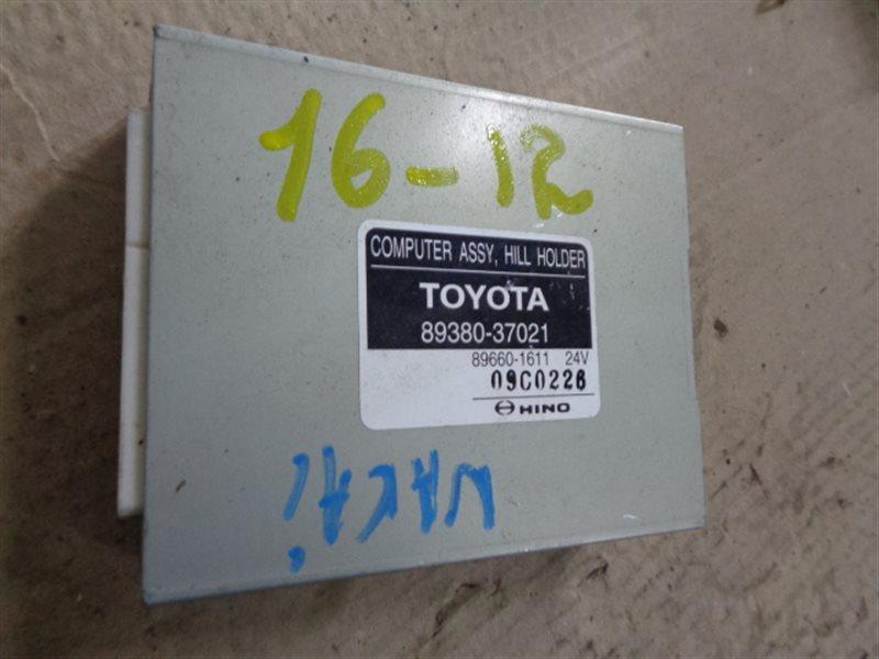 Электронный блок Toyota Dyna XZU402 S05C 89660-1611 (б/у)