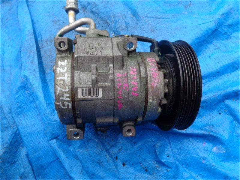 Компрессор кондиционера Toyota Allion ZZT240 1ZZ-FE 88320-2B430, 447220-4450, HFC134A (б/у)