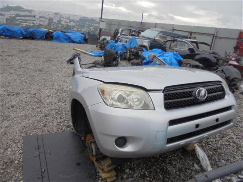 Лонжерон Toyota Rav4 ACA31 2AZ-FE передний левый (б/у)