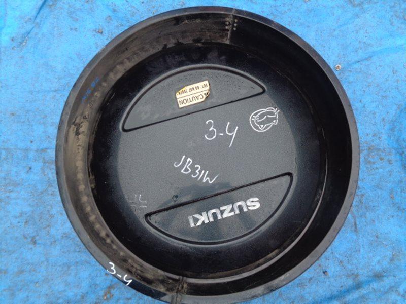 Колпак запасного колеса Suzuki Jimny JB31W (б/у)
