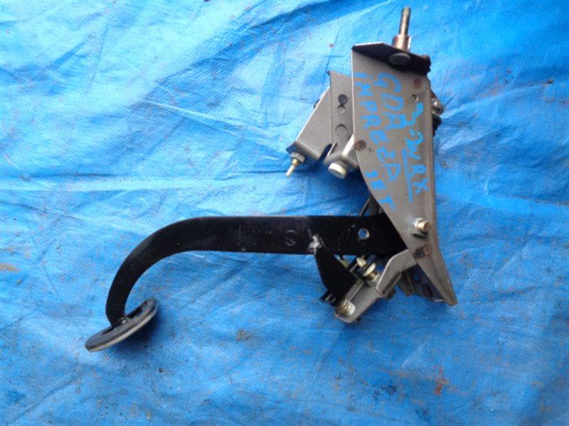 Педаль сцепления Subaru Impreza GDB (б/у)