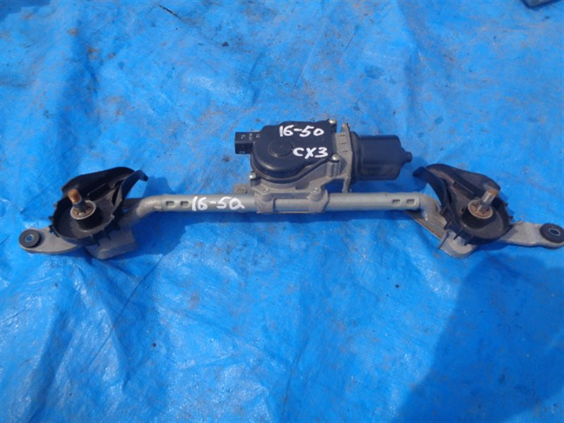 Мотор дворников Mazda Cx-5 (б/у)