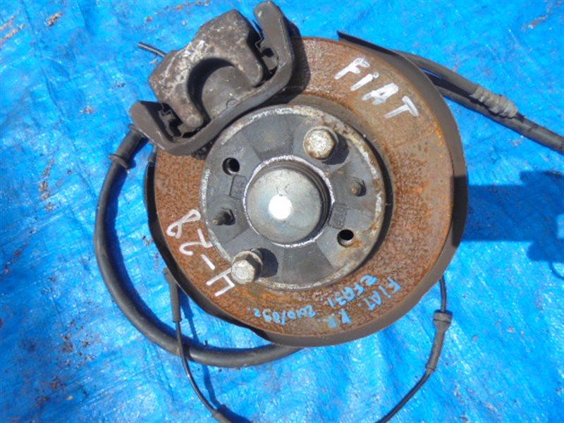 Ступица Fiat 500 ZFA31 задняя правая (б/у)