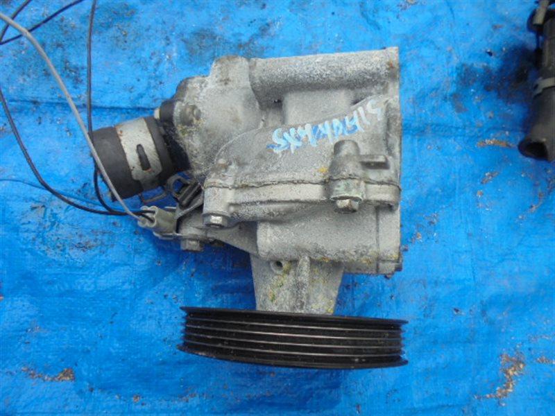 Помпа Suzuki Sx4 YA41S J20A (б/у)