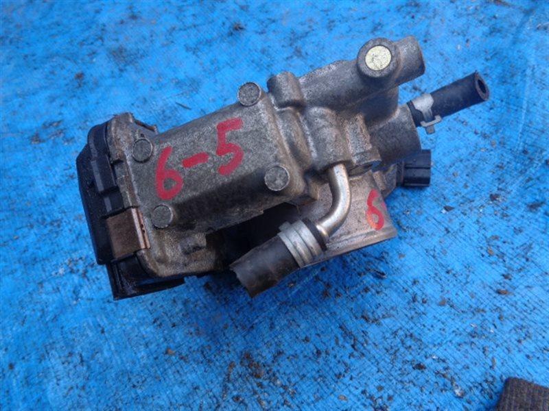 Дроссельная заслонка Subaru Outback BP9 EJ253 16112AA010 (б/у)