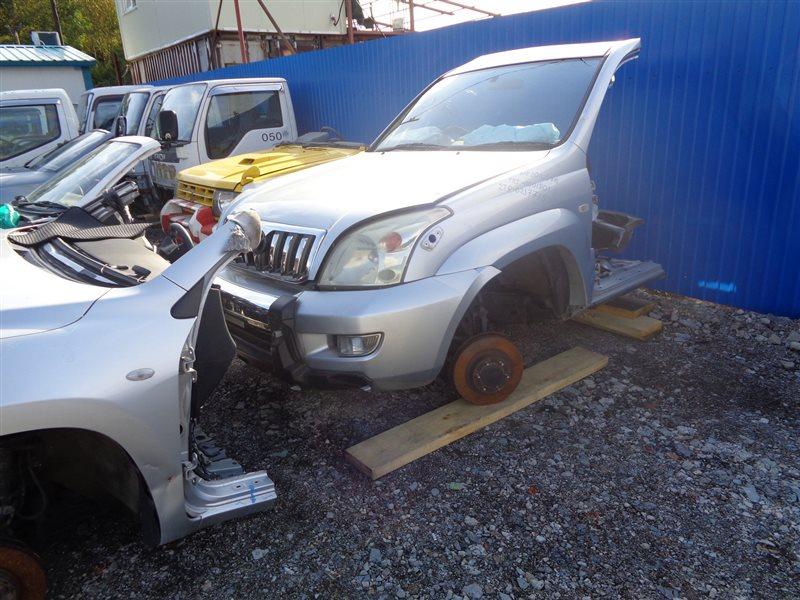 Главный тормозной цилиндр Toyota Prado TRJ125 (б/у)