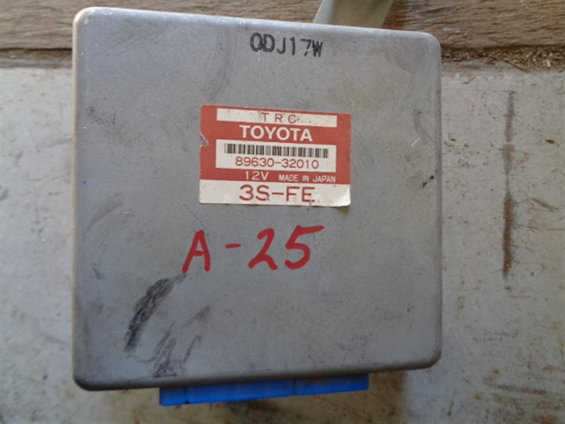 Электронный блок Toyota Camry SV41 3S-FE 89630-32010 (б/у)