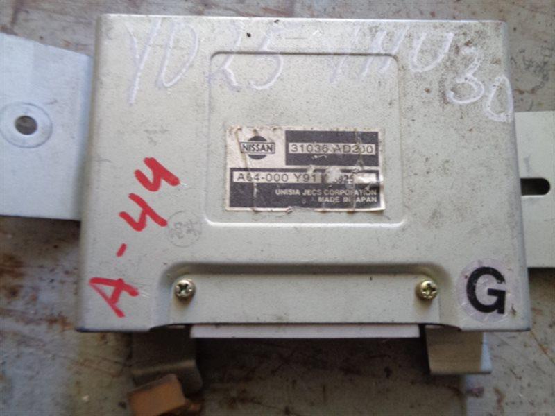Блок управления акпп Nissan Presage VNU30 YD25DD (б/у)