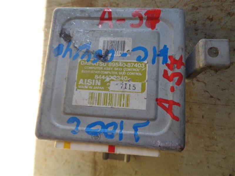Блок управления abs Daihatsu Terios J100G HC 844402340 (б/у)