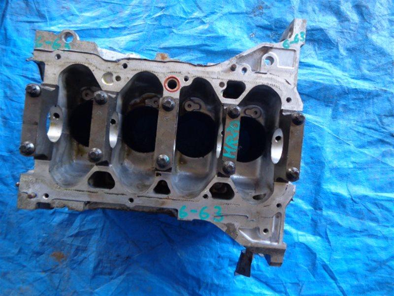 Блок двигателя Nissan Serena C25 MR20DE (б/у)