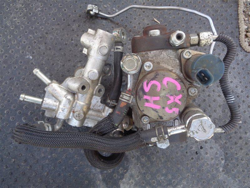 Тнвд Mazda Cx-5 KE2AW SH SH0113800B (б/у)