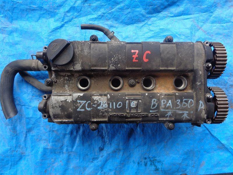 Головка блока цилиндров Honda Civic EF7 ZC DOHC (б/у)