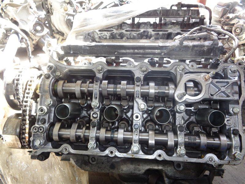 Головка блока цилиндров Lexus Ls600Hl UVF46 2UR-FSE правая (б/у)