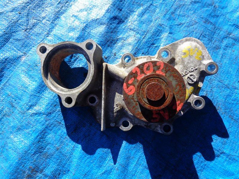 Помпа Toyota Prado VZJ95 5VZ-FE (б/у)