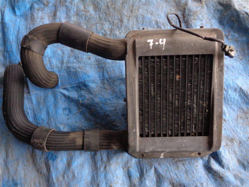 Радиатор интеркулера Mitsubishi Pajero L144G 4D56 (б/у)