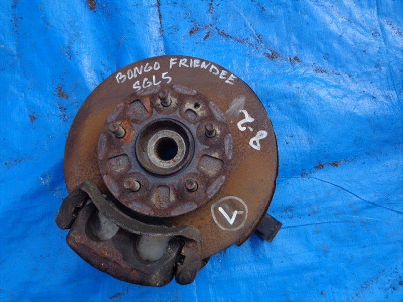 Ступица Mazda Bongo Friendee SGLR WL-T передняя левая (б/у)