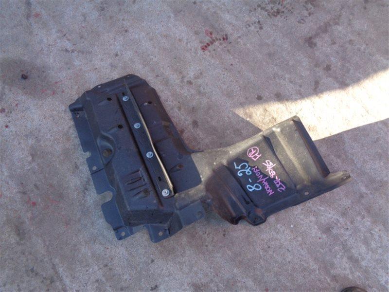 Защита двигателя Toyota Esquire ZRR80 правая (б/у)