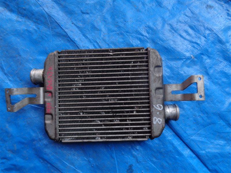 Радиатор интеркулера Toyota Dyna XZU348M (б/у)