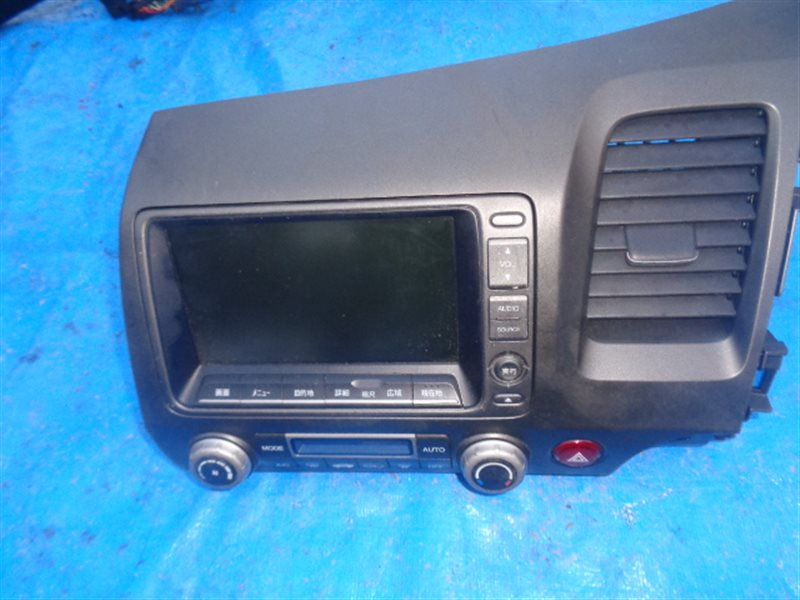 Монитор Honda Civic FD3 (б/у)