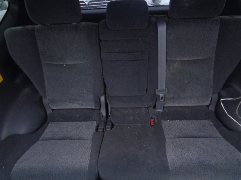 Сидение Toyota Prado TRJ125W заднее цена за пару (б/у)
