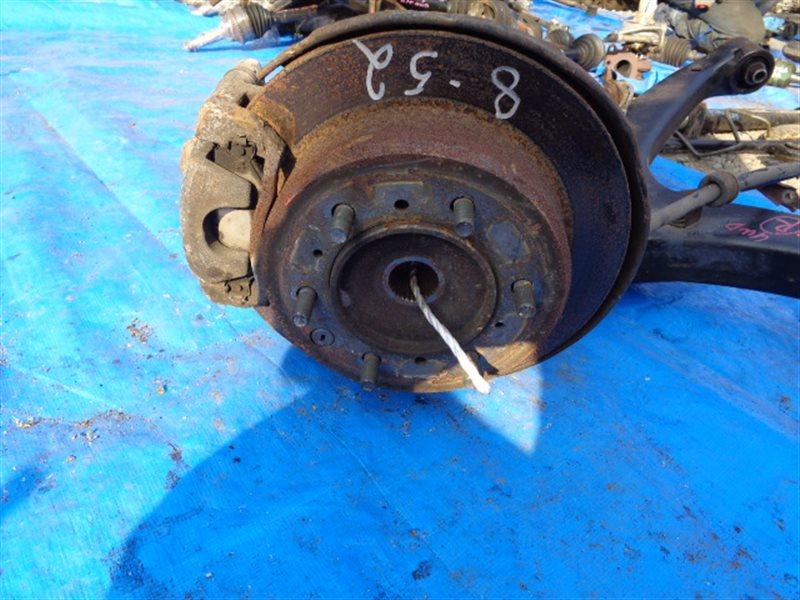Тормозной диск Toyota Regius KCH46 задний (б/у)