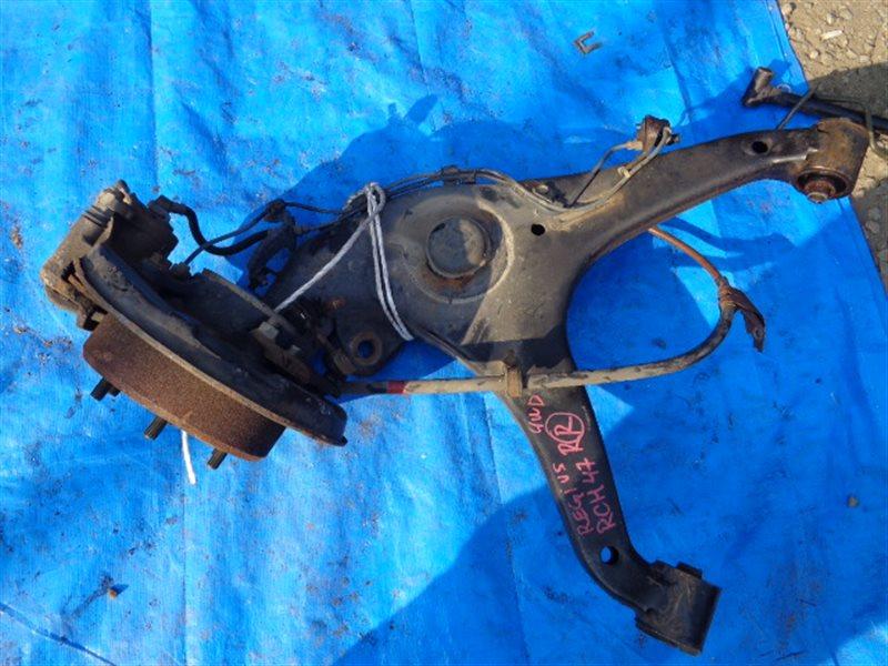 Тросик ручника Toyota Granvia KCH16 задний правый (б/у)