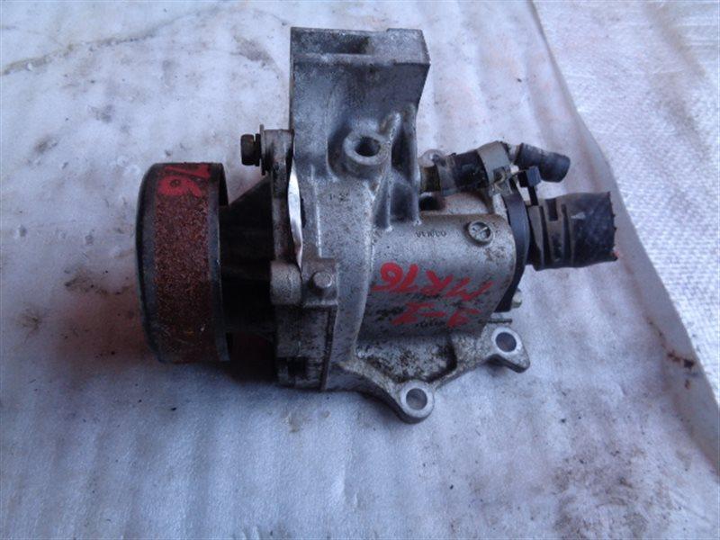 Помпа Nissan Juke NF15 MR16DDT (б/у)