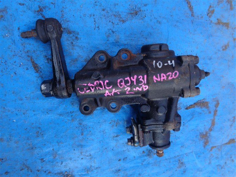 Рулевой редуктор Nissan Cedric Y31 NA20 (б/у)