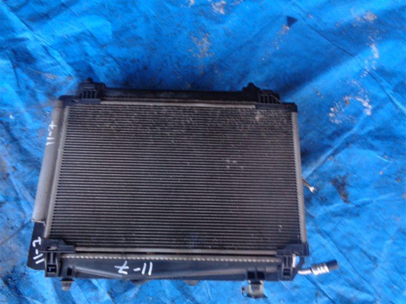 Радиатор кондиционера Toyota Ist NCP115 1NZ-FE (б/у)
