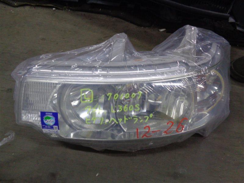 Фара Daihatsu Tanto L360S левая 100-51815 (б/у)