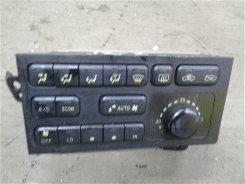 Блок управления климат-контролем Toyota Celica ST202 (б/у)