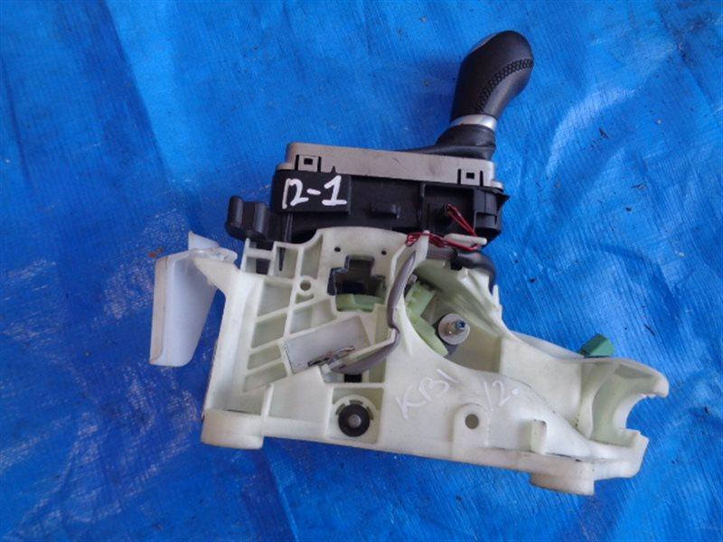 Рычаг переключения кпп Honda Legend KB1 J35A (б/у)