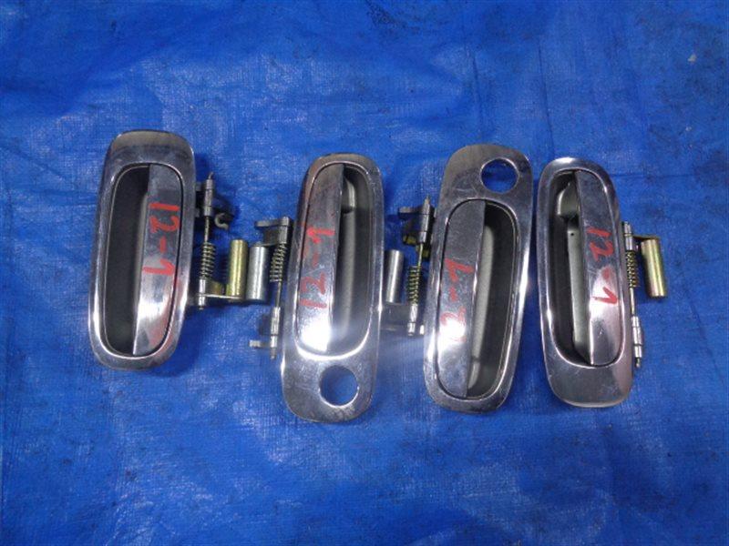Ручка двери Toyota Sprinter AE110 (б/у)