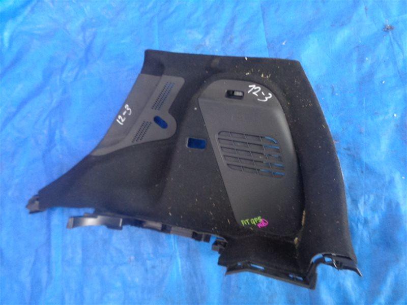 Обшивка багажника Honda Fit GP5 LEB правая (б/у)